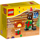LEGO Reindeer Set 40092 Packaging