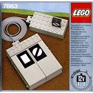 LEGO Remote Controlled Point Motor 12V Set 7863