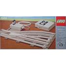 LEGO Remote Controlled Points Left 12 V Set 7859