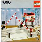 LEGO Remote Controlled Road Crossing 12V Set 7866