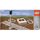 LEGO Remote Controlled Signal 12 V Set 7860