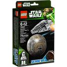 LEGO Republic Assault Ship & Planet Coruscant Set 75007 Packaging