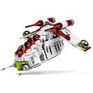 LEGO Republic Attack Gunship Set 7676