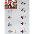LEGO Republic Attack Shuttle Set 30050 Instructions