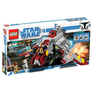 LEGO Republic Attack Shuttle Set 8019 Packaging