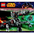 LEGO Republic AV-7 Anti-Vehicle Cannon Set 75045 Instructions