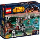 LEGO Republic AV-7 Anti-Vehicle Cannon Set 75045 Packaging