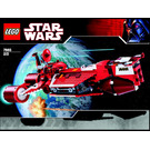 LEGO Republic Cruiser Set 7665 Instructions