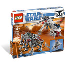 LEGO Republic Dropship with AT-OT Walker Set 10195 Packaging
