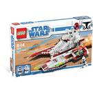 LEGO Republic Fighter Tank Set 7679 Packaging