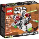 LEGO Republic Gunship Microfighter Set 75076 Packaging