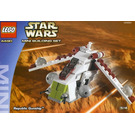 LEGO Republic Gunship Set 4490