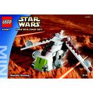 LEGO Republic Gunship Set 4490 Instructions