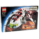 LEGO Republic Gunship Set 7163 Packaging