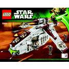 LEGO Republic Gunship Set 75021 Instructions