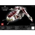 LEGO Republic Gunship Set 75309 Instructions