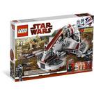 LEGO Republic Swamp Speeder Set 8091 Packaging