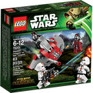 LEGO Republic Troopers vs. Sith Troopers Set 75001 Packaging