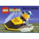 LEGO Res-Q Jet-Ski Set 6415
