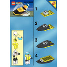 LEGO Res-Q Jet-Ski Set 6415 Instructions