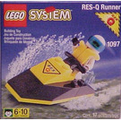 LEGO Res-Q Runner Set 1097