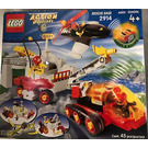 LEGO Rescue Base Set 2914 Packaging