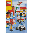 LEGO Rescue Building Set 6164