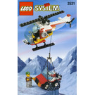 LEGO Rescue Chopper Set 2531