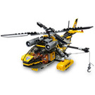 LEGO Rescue Chopper Set 7044