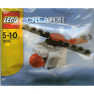 LEGO Rescue Chopper Set 7609