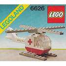 LEGO Rescue Helicopter Set 6626-1