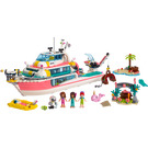 LEGO Rescue Mission Boat Set 41381