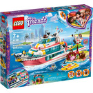 LEGO Rescue Mission Boat Set 41381 Packaging