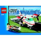 LEGO Rescue plane Set 2064