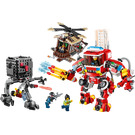 LEGO Rescue Reinforcements Set 70813