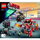 LEGO Rescue Reinforcements Set 70813 Instructions