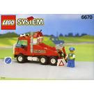 LEGO Rescue Rig Set 6670