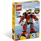 LEGO Rescue Robot Set 5764 Packaging