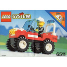LEGO Rescue Runabout Set 6511