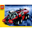 LEGO Rescue Truck Set 8454 Instructions
