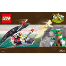 LEGO Research Glider Set 5921 Instructions