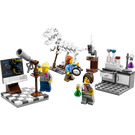 LEGO Research Institute Set 21110