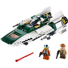 LEGO Resistance A-wing Starfighter Set 75248