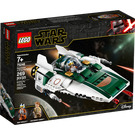 LEGO Resistance A-wing Starfighter Set 75248 Packaging