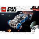 LEGO Resistance I-TS Transport Set 75293 Instructions