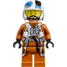 LEGO Resistance X-wing pilot Minifigure