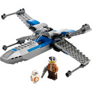 LEGO Resistance X-wing Starfighter Set 75297