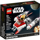 LEGO Resistance Y-wing Microfighter Set 75263 Packaging