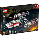 LEGO Resistance Y-wing Starfighter Set 75249 Packaging