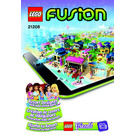 LEGO Resort Designer Set 21208 Instructions